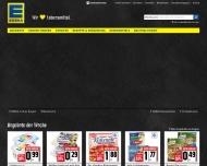 Bild Webseite E aktiv markt Nürnberg