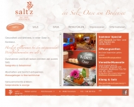 Website salt'z - Salzgrotte Konstanz