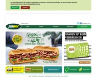 Bild Webseite Subway Frankenberg (Eder)