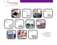 Website ENITAS Deutschland