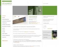 Bild Webseite Rechtsanwalt Holger Meinhardt Berlin