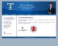 Bild Webseite Rechtsanwalt Torsten Schaller Berlin