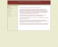 Bild Webseite Rechtsanwalt Christoph Wagner Berlin
