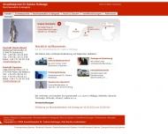 Bild Webseite Rechtsanwältin Dr. Sabine Hellwege Osnabrück