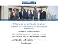 Bild Rechtsanwalt Carsten Kerschies LL.M.
