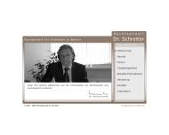 Bild Rechtsanwalt Dr. Thomas Schreiter