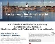 Bild Fachanwalt Arbeitsrecht Hamburg Anwaltskanzlei Heiko Hecht & Kollegen Büro Hamburg Süderelbe