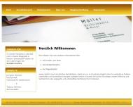 Bild Webseite Rechtsanwälte Müller (Zweigstelle Bremen-Überseestadt) Bremen