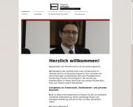 Bild Webseite Dortschy & Thunert Rechtsanwälte Hamburg