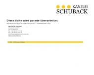 Bild Webseite Rechtsanwältin Iris Schuback Hamburg