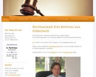 Bild Rechtsanwalt Enis Korkmaz