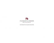 Website Rechtsanwalt Sebastian Feldmann