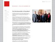 Bild Webseite Bender Rechtsanwälte Düsseldorf