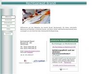 Bild Webseite Rechtsanwalt Bernd Brandl Köln