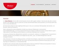 Bild Webseite Rechtsanwälte Mleczko • Göhre Oberhausen