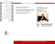 Bild Webseite Rechtsanwalt Dr. iur. Nicolai Schmidt Düsseldorf
