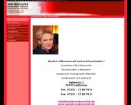 Bild Webseite Rechtsanwältin Silke Waterschek Düsseldorf