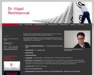 Bild Webseite Dr. Ansgar Vögeli Aachen