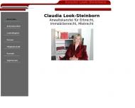 Bild Rechtsanwältin Claudia Look-Steinborn