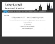 Bild Rechtsanwalt Rainer Loebell