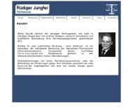 Bild Rechtsanwalt Rüdiger Jungfer