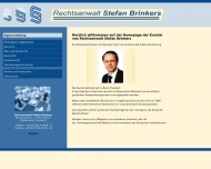 Bild Rechtsanwalt Stefan Brinkers