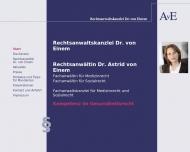 Bild Dr. Astrid von Einem