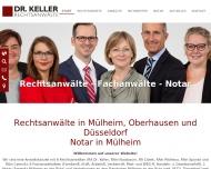 Bild Rechtsanwalt Dr. Christian Keller