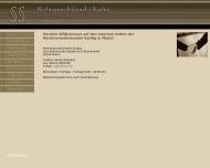 Bild Webseite Rechtsanwalt Claudius Karbig Mainz