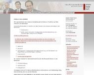 Bild Webseite Amann Krasel Koch Rechtsanwälte Partnerschaft Frankfurt