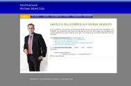 Bild Webseite Rechtsanwalt Michael Albert Link Frankfurt
