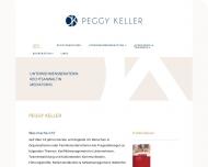 Bild Webseite Rechtsanwältin Peggy Keller Frankfurt