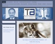 Bild Rechtsanwalt Thilo Arnhold