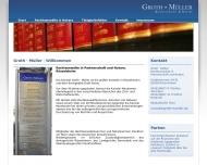 Bild Webseite  Rüsselsheim