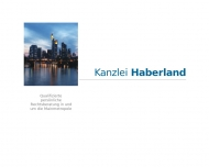 Bild Webseite Rechtsanwältin Imke Haberland Frankfurt