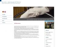 Bild Webseite Brunner, Liesenborghs & Partner Freiburg im Breisgau