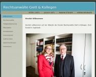 Bild Rechtsanwälte Peter J. Gietl und Kollegen