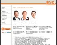 Bild Webseite Rechtsanwältin Oleksandra Cofala München