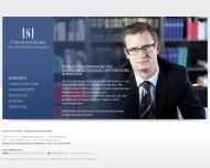Website Rechtsanwalt Christian Kobel