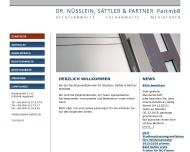 Bild Nüsslein, Sättler & Kollegen