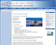 Bild von der Linden & Partner Rechtsanwälte - Steuerberater