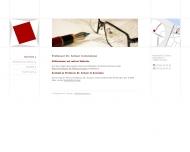 Bild Webseite Rechtsanwalt Dr. Markus Schoor Konstanz