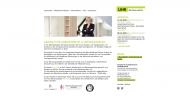 Bild Webseite Rechtsanwältin Claudia Uhr Fachanwalt Arbeitsrecht Nürnberg