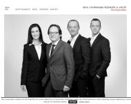 Bild Webseite Rechtsanwalt Christian Fuhrmann Karlsruhe