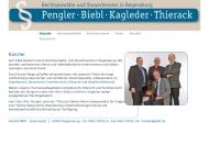 Bild Rechtsanwalt Josef Kagleder