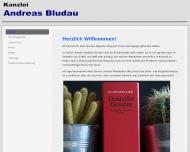 Bild Webseite Rechtsanwalt Andreas Bludau Nürnberg
