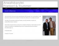 Bild Webseite  Sulzbach-Rosenberg