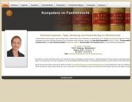 Bild Webseite Rechtsanwältin Katja Barth Freiburg im Breisgau