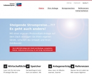 Bild Webseite  Waldbronn