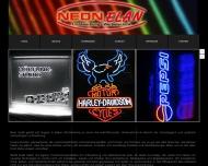 Website Neon ELAN